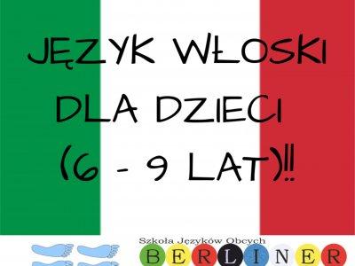 d3710880be108c Język Włoski!